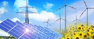 Energiewende - Nachhaltige Energieversorgung durch erneuerbare Energien